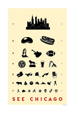 Chicago Eye Chart